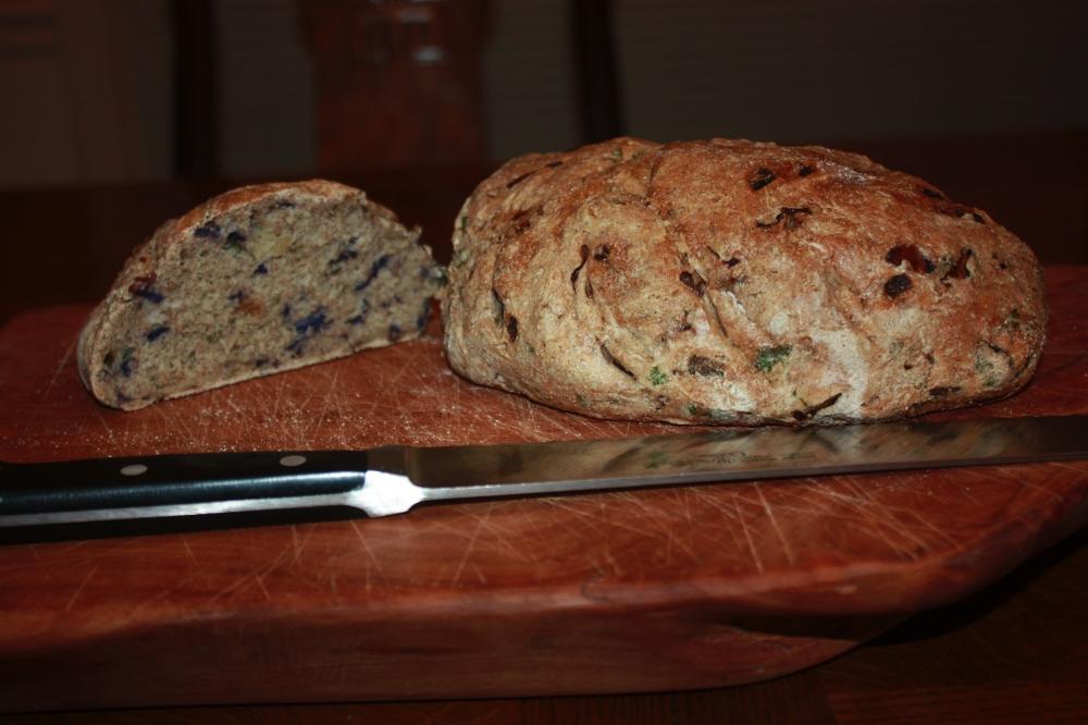 Dithmarsch cabbage rye bread